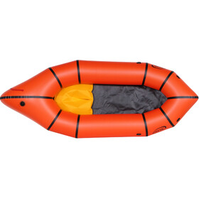 nortik TrekRaft Dinghy orange/black
